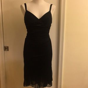 Black party dress by Ruby Rox